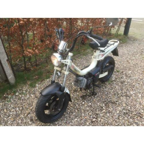 TOMOS YOUNGST R snorfiets bj 2010