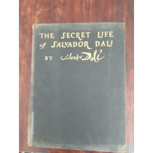 The secret life of Salvador Dali, Limited Edition, Hardcover