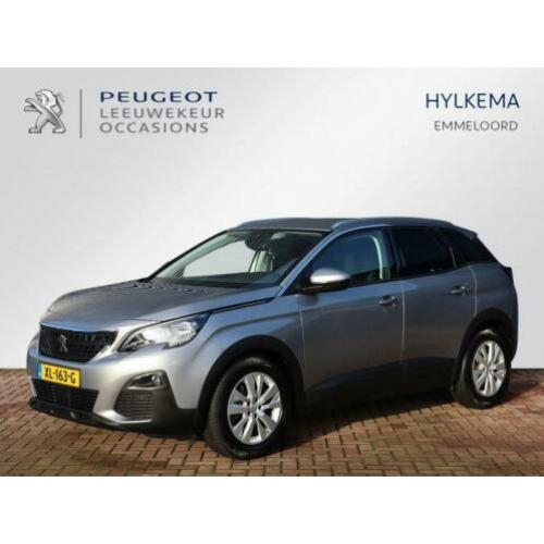 PEUGEOT 3008 1.2 PureTech 130pk Blue Lease Executive | Clima