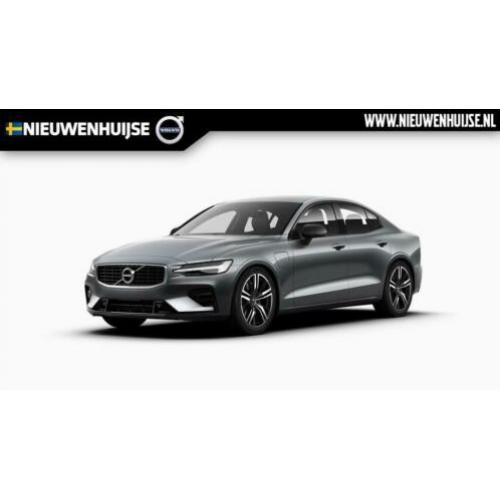 Volvo S60 T6 340pk Twin Engine AWD R-Design | Intellisafe Pr