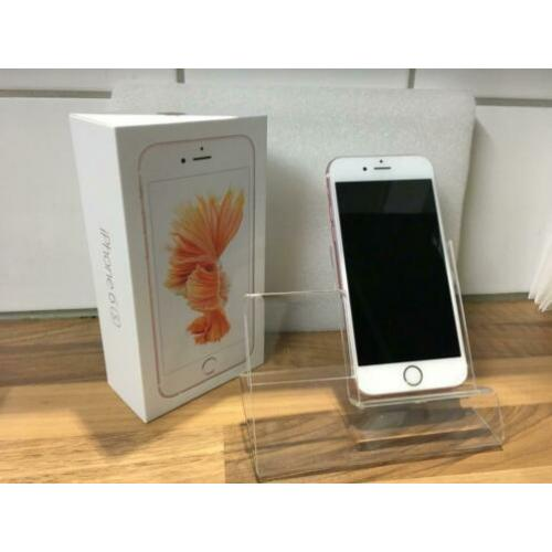 Apple Iphone 6s 32gb Rose met garantie