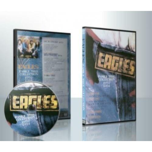 Eagles Family Tree Collection 1972 - 1994dvd