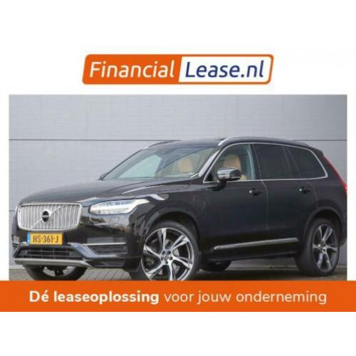 Volvo XC90 2.0 T8 Inscription Incl. BTW 7% 12/20 B&W Pano Lu