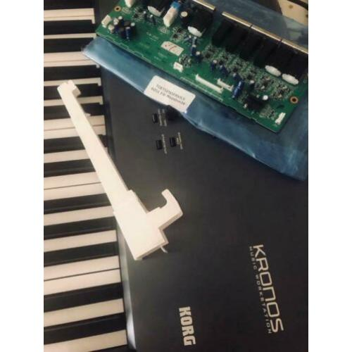 reparaties digitale piano's, keyboards en synthesizers