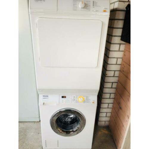 Wasdroger Miele SoftCare Luchtdroger &Wasmachine SoftCare