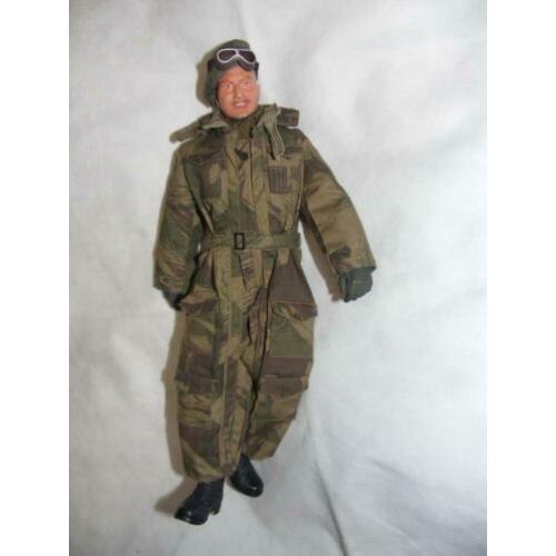 Dragon/DID 1/6 WO2 Britse tankoverall Pixie Suit (nieuw)