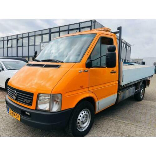 Volkswagen LT 35 2.5 TDI *PICK-UP/OPEN LAADBAK/NAP*