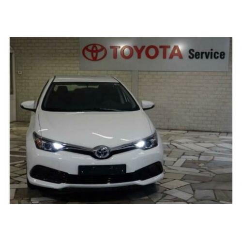 Toyota Auris 1.3 VVT-i Now 5drs Nieuw Model