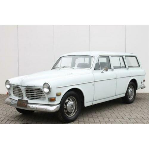 Volvo Amazon Combi B20 (bj 1968)