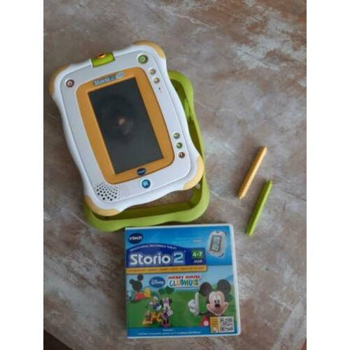 Storio 2 Baby - V-tech met Mickey Mouse Clubhouse